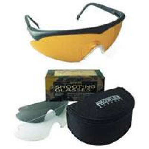 SAFETY / SHOOTING GLASSES